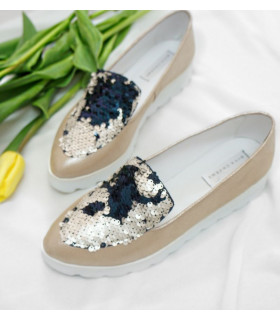 Soft Sequins Ballerinas
