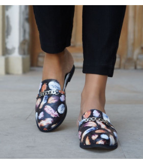 Feathers Mules