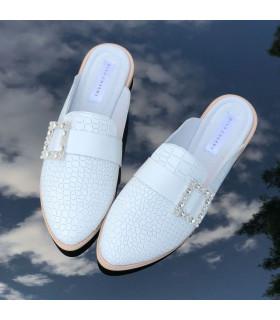 Saboti Glam White
