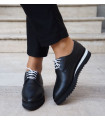 Black LOVE Shoes