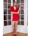 Celine Red Dress