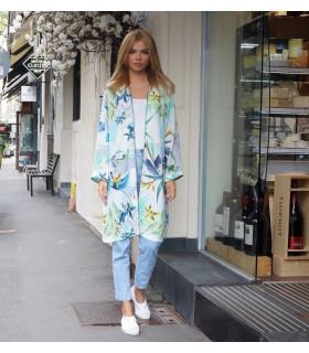 Rochie Casual Kimono