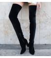 Glamorous Velvet Boots