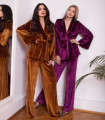 Iconic Velvet Suit