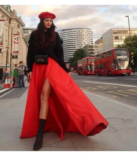 London Maxi Skirt