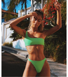 Green Apple Swimsuit