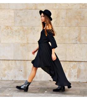 Midnight Walk Dress