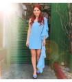 Blue Situation Dress