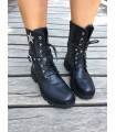 Black Stars Boots