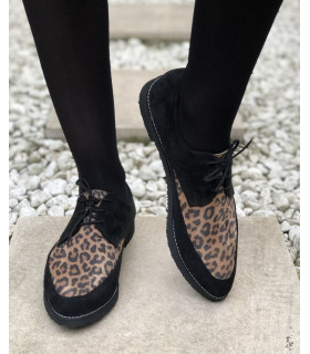 Leopard Oxford