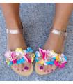 Summer Flowers Sandals