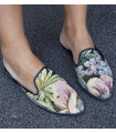 Floral Summer Shoes
