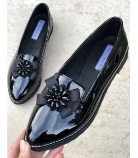 Noir Ballerinas