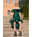 Precious Green Dress