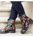 Red Roses Boots