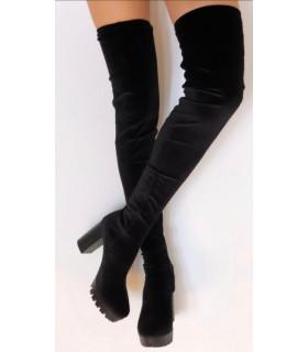 Velvet Love Boots