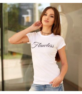 """Tricou  """" Flawless """""""
