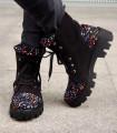 Color Splash Boots