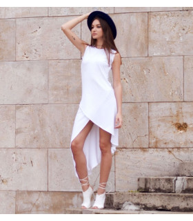 Rochie Only White