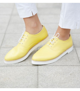 Yellow Glam Shoes