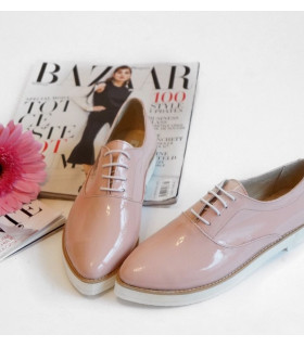New Shine Pink Shoes