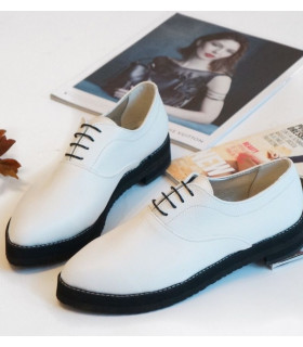 White Glam Shoes