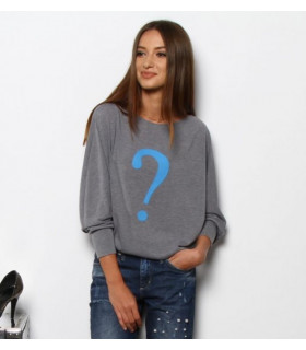 Question Sign Sweater