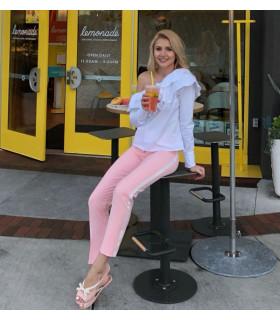 Soft Pink Pants
