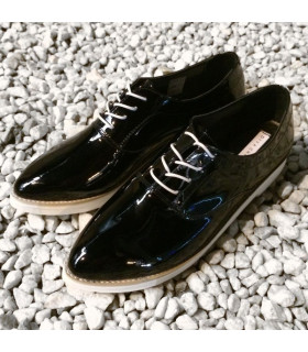 Black Glam Shoes