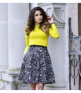 White Spots Skirt