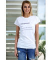 &quotHappiness&quot Tshirt