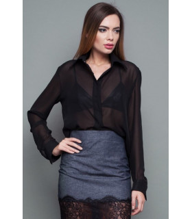 Black Elegant Shirt
