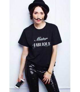 Tricou Mister Fabulous
