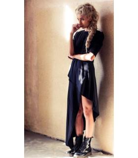 All Black Dress