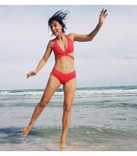 Red Bali Swimsuit