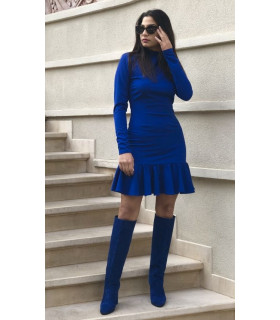 Casual Blue Dress