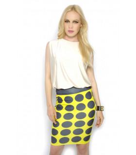 Dots skirt