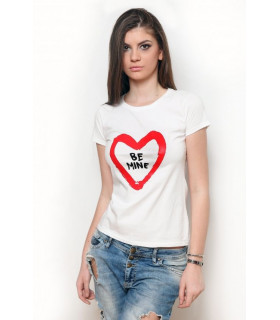 "Tricou ""Be Mine """