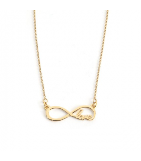 Infinte Love Necklace