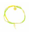 Gold Wing Bracelet