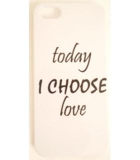 "Carcasa "" Choose Love """
