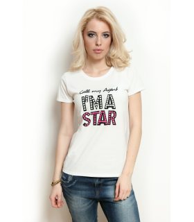 "Tricou "" Call my agent """
