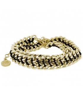 Bratara Double Chain