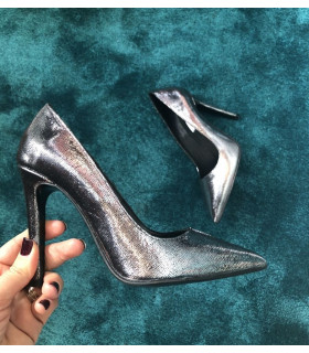 Silver Touch Stiletto