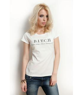 &quotB.I.T.C.H.&quot T-shirt