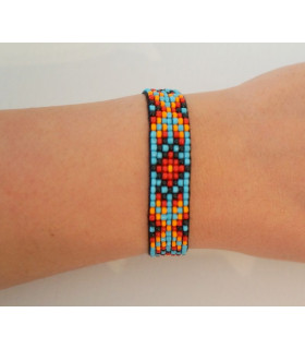 Traditional Bracelet Multicolor