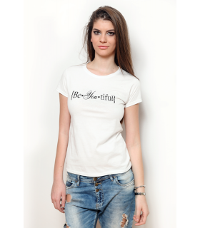 "Tricou "" Beautiful """