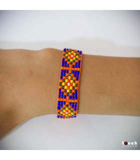 Traditional Bracelet Orange