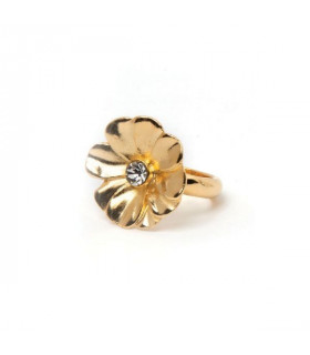 Inel Gold Flower