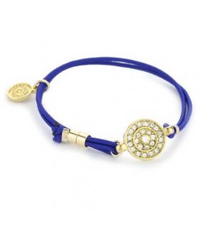 Crystal Circle Bracelet